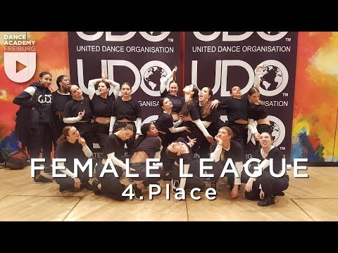 UDO 2018 Female League