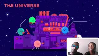 The Most Efficient Way To Destroy The Universe (Kurzgesagt- In A Nutshell)--K&D Reacts
