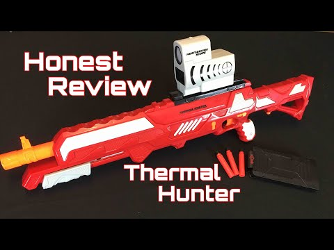 Honest Review: Buzz Bee Thermal Hunter (Pump Action Springer!)