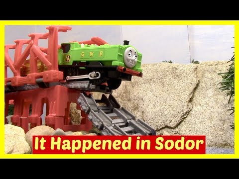Thomas and Friends Accidents will Happen Toy Trains Thomas the Tank Engine Full Episodes Compilation