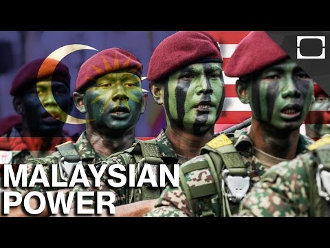 How Powerful Is Malaysia?