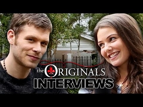 Joseph Morgan & Danielle Campbell Reveal Klaus & Davina Going Head-to-Head on
