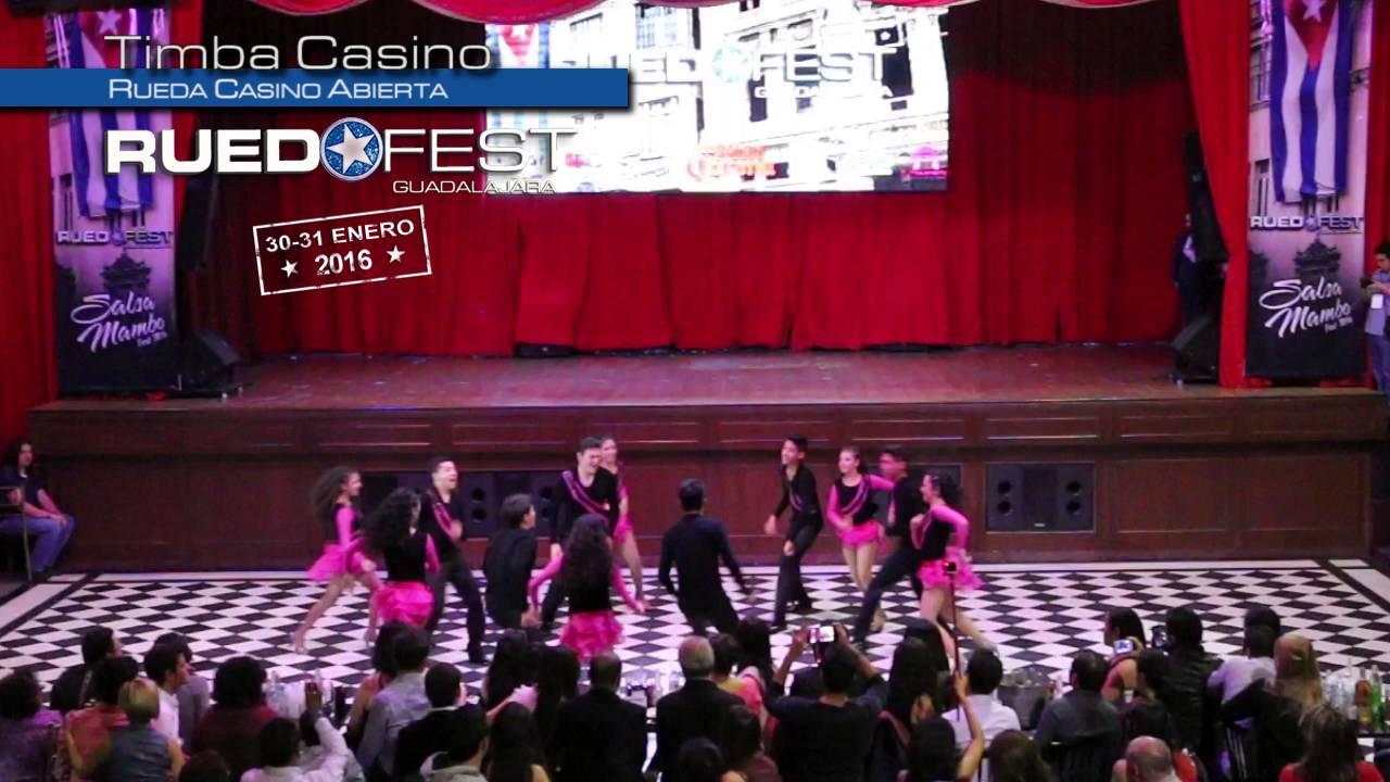 Timba Casino | Rueda Casino Abierta | Ruedafest 2016 | Guadalajara