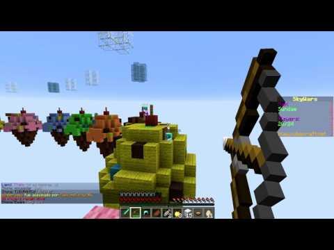QUIERES UNA FOTO?? - Sky Wars Minecraft