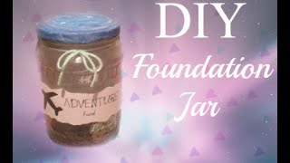 DIY Tumblr Inspired Money Saving Jar