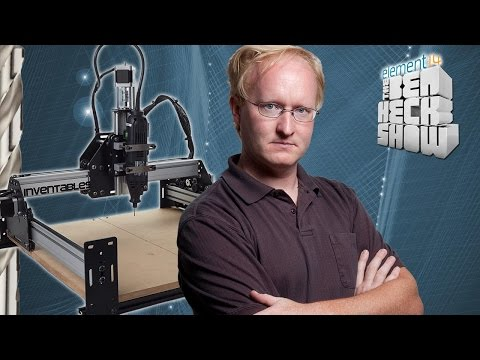 Ben Heck's CNC Router Tutorial