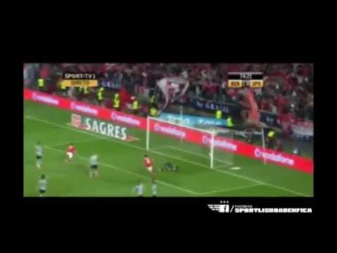 Golo Lima -  26ª Jornada Liga Zon Sagres 2012/2013 - SL Benfica 2-0 Sporting CP