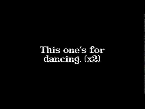 Little Comets - Dancing Song (Lyrics On Screen)