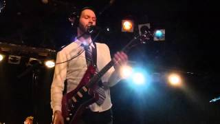 Paul Gilbert Bivalve Blues live barcelona 2013
