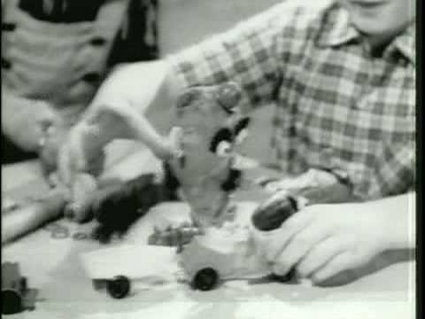Toy commercials of the 1960s