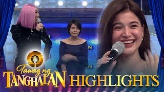 Anne Curtis blushes when Vice teases her about Sam Milby | Tawag Ng Tanghalan