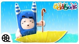 Oddbods - Weatherbods | Funny Cartoons For Children