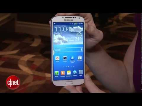 Introducing Samsung's Galaxy S4