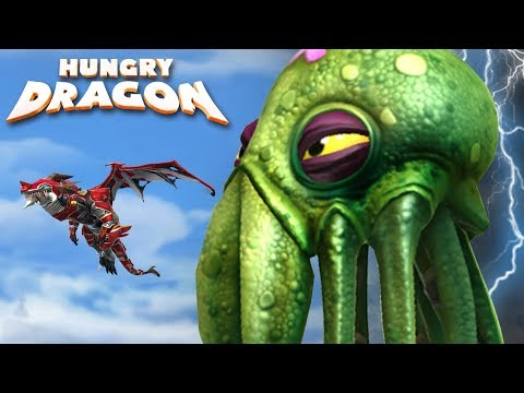 NEW PET THULU?!? - Hungry Dragon Ep16
