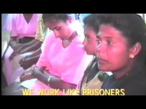 Slaves Of Free Trade-The Struggle Of Sri Lankan Garment Workers In FTZ