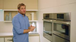Chef Curtis Stone's Baking Secret: Bosch Wall Oven with Genuine European Convection