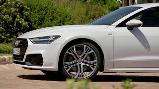 2019 Audi A7 Sportback 55 TFSI Quattro   Sporty Character and Innovative Technology 2 2 2