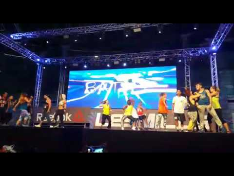 Batalla Reebok Summer Dance Les Mills One Live Madrid 2016