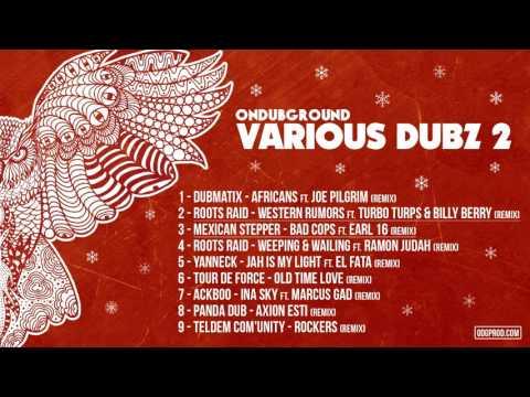 Ondubground – Various Dubz 2 [FULL ALBUM - ODGP156]