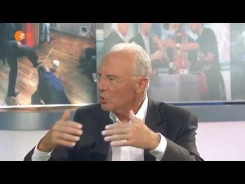 Doping im Fußball - Franz Beckenbauer:
