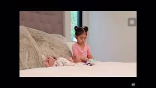 Elle Babysits Alaïa Alone 12 5 2018 Hidden Camera