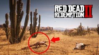 Análisis en profundidad del gameplay de Red Dead Redemption 2 (parte 1)