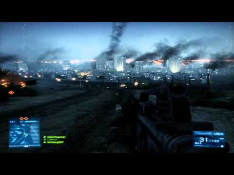 Battlefield 3 - Configurao boa para rodar no ULTRA