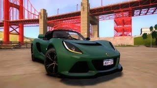 GTA IV San Andreas Beta - 2012 Lotus Exige S [CAR MOD] HD 1080p