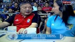 ADMU vs UST 1st SET (part1)
