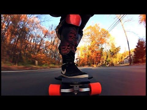 Original Skateboards Maven 35 with Aleix Gallimo