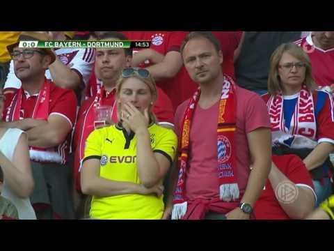DFB-Pokal Finale 2016 - FC Bayern München vs. Borussia Dortmund - Full Match / Ganzes Spiel - HD