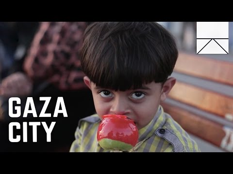 Gaza City Like You've Never Seen Before