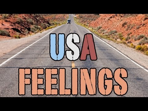 Universal Sound Machine - USA Feelings (full album)