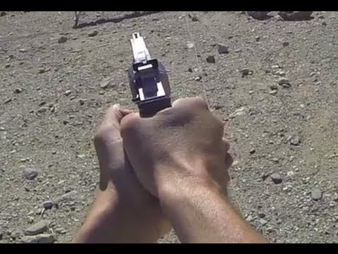 Shooting the Chiappa White Rhino .357 Magnum