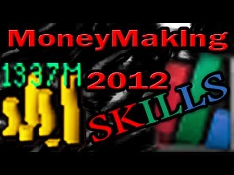 2012 Ultimate MoneyMaking Guide [Skills] 21 Methods! | By Bonbloc
