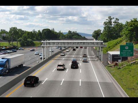 New NY Bridge – Cashless Tolling