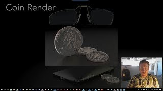 Tech Tip 4 - Rendering Coins Using Normal Maps Tutorial