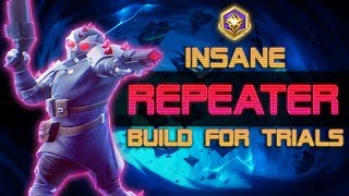 Insane Repeater Build for Dauntless Trials | Tips, Gameplay, and More | Patch 0.9.0