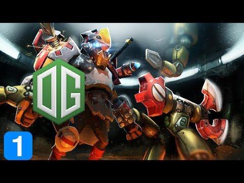 OG vs SFTe-SPORTS Game 1 PGL DOTA2 OPEN Highlights Dota 2