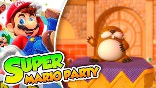¡El Marioatlon de Monty! - 09 - Super Mario Party (Switch) con Naishys