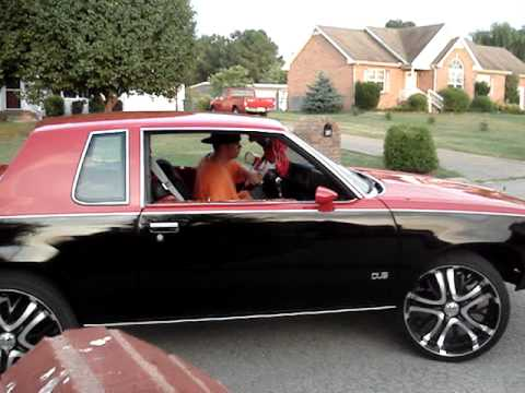 87 Cutlass Supreme On 22s Music Videos