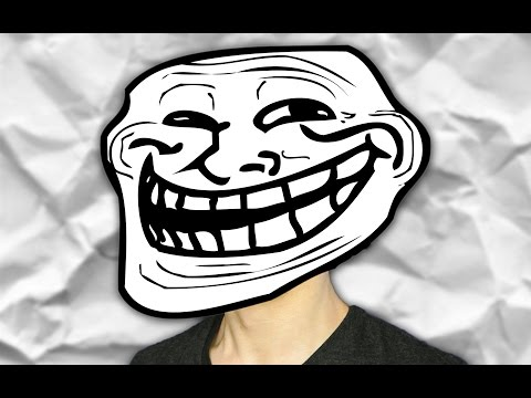 FOREVER ALONE | Trollface Quest Internet Memes