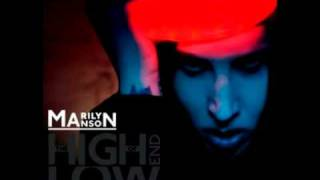 Watch Marilyn Manson Four Rusted Horses video