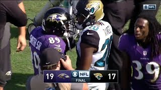 Steve Smith vs Jalen Ramsey (2016) | WR vs CB Highlights