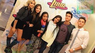 Entrevista Exclusiva Soy Luna  Annie Natalia Y Janny Tapia  Radio Teens Puebla