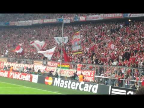 FC Bayern Fankurve Allianz Arena