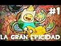 LA GRAN EPICIDAD (Finn and Jake's Epic Quest) #1 | UNA DE AVENTURAS - xX-HURT4D0-Xx