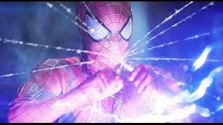 The Amazing Spider-Man 2 - Animated Character Shot Build