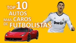 Top 10 Autos Mas Costosos De Futbolistas 2015