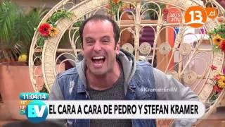 La visita de Stefan Kramer | Bienvenidos